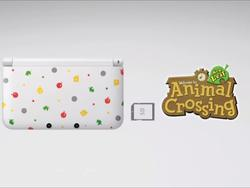 Animal Crossing: New Leaf Getting Nintendo 3DS XL Bundle
