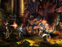 Dragon's Crown review: A Beat 'Em Up and Then Some