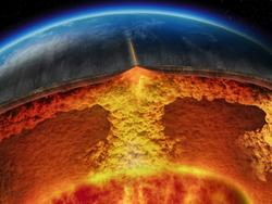 New Research Suggests Earth's Inner Core is Unfathomably Hot
