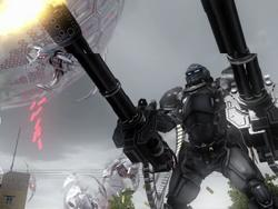 Earth Defense Force and Its Giant Ants Coming to PlayStation 4