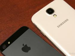 92.3 Percent of All Smartphones Shipped in Q1 Ran Android or iOS