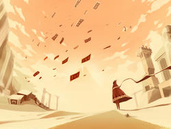 Journey and The Unfinished Swan Confirmed for PlayStation 4