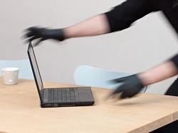 Ouch!: Thief Steals Laptop Containing 5 Years of Ph.D. Student's Research Data