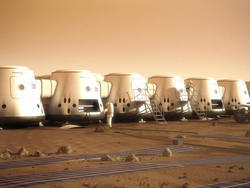 Mars One picks 100 brave souls to compete for 2024 mission to Mars