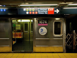 AT&T to Outfit 242 NYC Subway Stations with Wireless