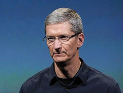 "Apple CEO Tim Cook: ""I Feel Great About What We've Got Coming"""