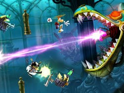 Rayman Legends' Awesome Boss Fight and Stealth Trailers