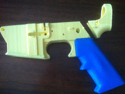 After 3D Printable Gun Bans, The Pirate Bay Steps In to Distribute Plans