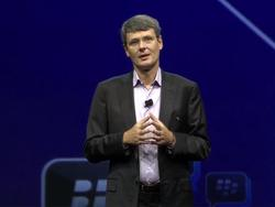 Will BlackBerry Stop Making Its Own Devices? License OS? Become Service?