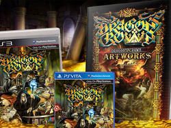 Dragon Crown Pre-Orders Come With a 64 Page Art Book