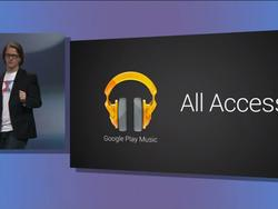 "Google Play Music All Access for iOS ""Launch Imminent"""