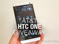 AT&T HTC One Giveaway! (International)