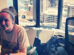 This Girl Is On Fire: 17-Year-Old Girl Geek Rocks Coding Competition