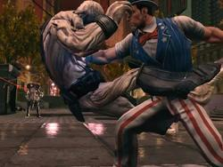 Saints Row IV Trailer Introduces the President, Tons of Superpowers