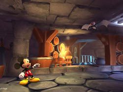Castle of Illusion Starring Mickey Mouse Hands-on Preview