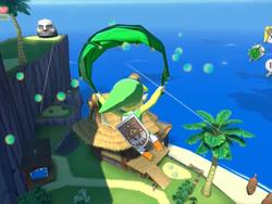 The Legend of Zelda: The Wind Waker HD Clips - One More Time Before Launch