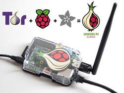 "Turn Raspberry Pi Into ""Onion Pi"" Tor proxy & wireless access point"