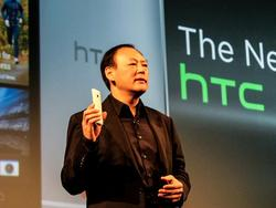 HTC CEO Peter Chou: I'm Not Going to Quit