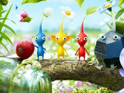 Pikmin 3 Trailer Introduces New Pikmin Types