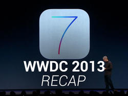 WWDC 2013 Keynote Recap: OS X Mavericks, Macbook Air Refresh, a New Mac Pro, iOS 7, and More