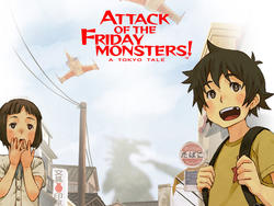 Attack of the Friday Monsters! A Tokyo Tale Mini review