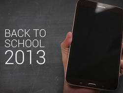 Back to School 2013: Gadgets!