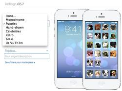 Redesign iOS 7 and Channel Your Inner Jony Ive