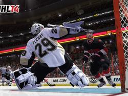 NHL 14 Trailer Sports Goalie Gameplay and Explanation