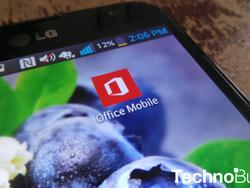Office Mobile for Android Hands-On
