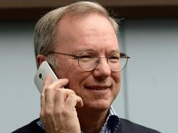Google's Schmidt Says Apple's Security is Only Catching Up
