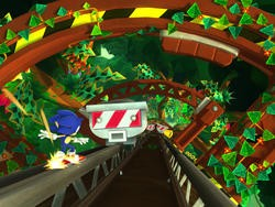 Sonic Lost World Patch Makes 100 Rings Grant an Extra Life