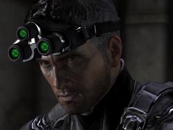 How Sam Fisher's Voice Actor Shaped Splinter Cell