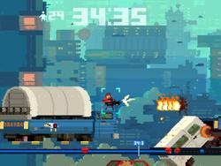 Super Time Force Gets Lengthy Gameplay Trailer