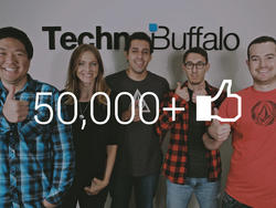 TechnoBuffalo Continues to Grow: 50,000 Facebook Likes, 65,000 Twitter Followers, 550,000 YouTube Subscribers