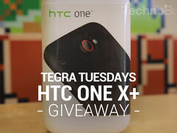 Tegra Tuesday Giveaway: 64GB HTC One X+!
