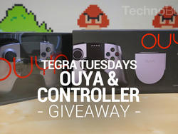 Tegra Tuesday Giveaway: Ouya Console and Controller (International)