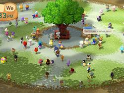 Animal Crossing Plaza Launches for the Wii U Today