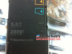 BlackBerry Z30 Phablet Leak Confirms 5-inch HD Display, More