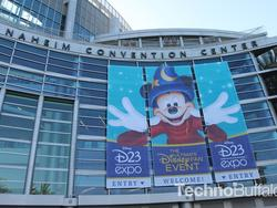 A Day at Disney's Fan Convention: D23 Expo, Part 1