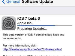 iOS 7 Beta 6 Available (Updated with Changelog)