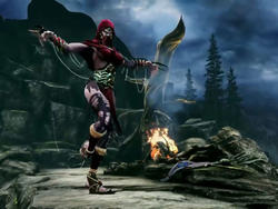 New Killer Instinct Character - Bloody Claws and Marionette Strings