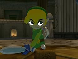 The Legend of Zelda: The Wind Waker HD's Hero Mode Trailer