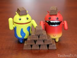Android 4.4 KitKat Will Allow Default Third Party SMS Apps