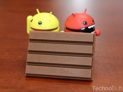 Android 4.4 KitKat Crawls to 2.5 Percent Install Base