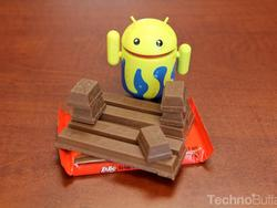 Confidential Android 4.4 KitKat File Reveals New Features