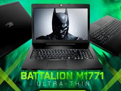 iBuyPower's Ultra-Thin Battalion M1771 Breaks Gaming Laptop Stereotypes