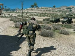 Make Your Own Missions in Metal Gear Solid V With Mobile Devices