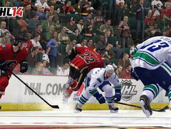 NHL 14 review: A Little Dump and Chase