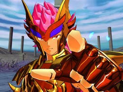 Saint Seiya: Brave Soldiers Gallery - Old School Anime For the New Age