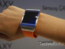 Samsung Galaxy Gear Smartwatch Hands-On!